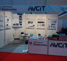 AVCIT Electronics на выставке